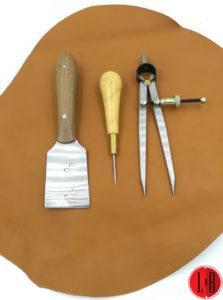 Louise-Des-Bois-outils-cuir