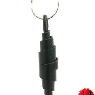 Porte-clefs-cocon-noir