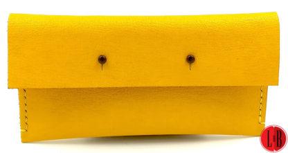 Porte-monnaie-carte-duo-jaune-face