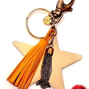 porte-clefs-etoile-or-logo