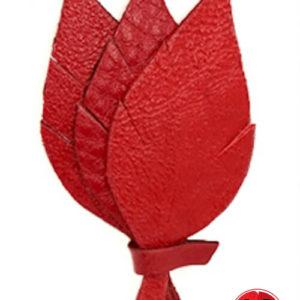 broche-3-feuilles-rouge